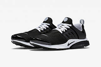 Кроссовки мужские в стиле Nike Air Presto BR QS Black