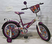 Велосипед tilly русалка 18 дюймов