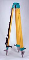 Штатив деревянный Sokkia PFW5B-R винты/клипсы, фото 1