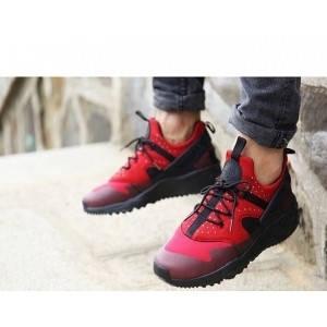 Кроссовки мужские в стиле Nike Air Huarache Gym Red, фото 2
