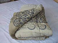 Одеяло стеганое чистая шерсть, бязь миледи