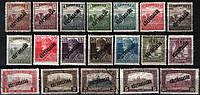 Венгрия 1918-1919 Sc#153-173, фото 1