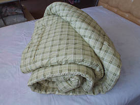 "Одеяла 100% шерсть покрытие ранфорс / ""Чарівна Ніч"""