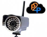 IP камеры с поддержкой P2P