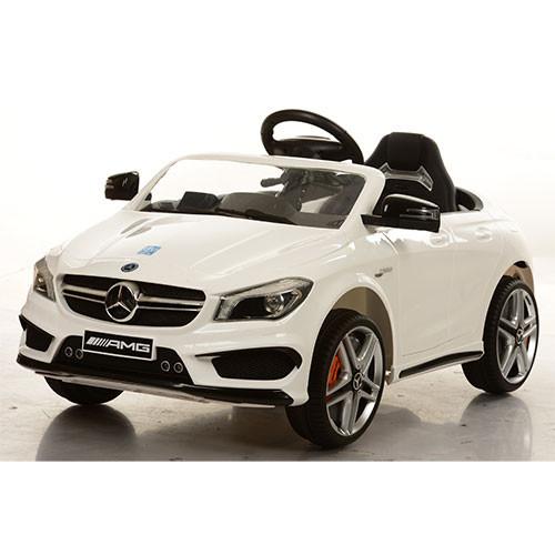 Детский электромобиль Mercedes M 3183 BR-1 белый