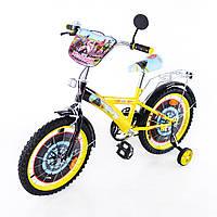 Велосипед tilly мотогонщик 18 дюймов