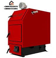 Отопительный твердотопливный котел Альтеп КТ-3EN мощностью 14 кВт