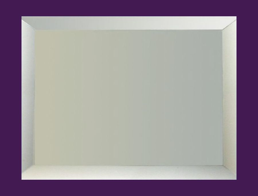 Плитка зеркальная с фацетом 25 мм ПФС 250*300 (серебро) Украина UMT