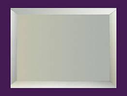 Дзеркальна Плитка з фацетом 15мм ПФС 200*300 (срібло) Україна UMT