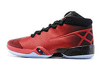 Баскетбольные кроссовки Nike Air Jordan 30 красные