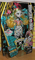 Кукла Лагуна Блю Кораблекрушение Monster High Shriekwrecked Nautical Ghouls Lagoona Blue DTV91