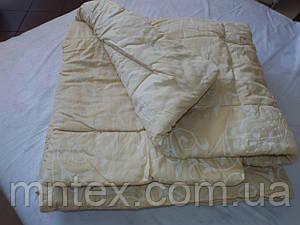 Одеяло стеганое 2 слоя чистая шерсть сатин Вензеля