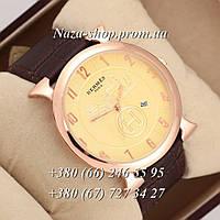 Hermes Vintage Brown\Purple\Gold