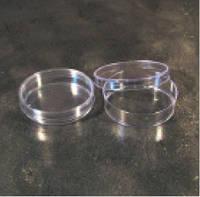Чашка Петри d- 90 мм (уп.20шт) однораз., стерил.