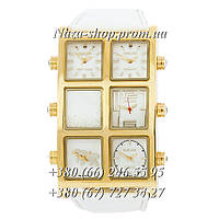 Icelink 6time zone Gold/White