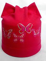 Детские шапочки для девочек