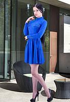 Женское замшевое платье Enneli