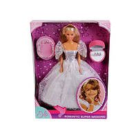 Кукольный набор Steffi Love Штеффи Невеста с браслетом и кольцом для девочки (573 8979)