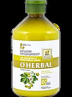 Бальзам O'Herbal для вьющихся и непослушных волос