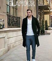 Пальто кашемировое мужское Классика черное