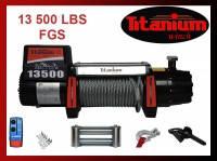 Titanium Arctica 13500 lbs
