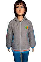 Демисезонная модная детская курточка, фото 1