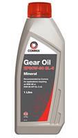Трансмиссионное масло Comma GEAR OIL EP 80-90 GL5 25л