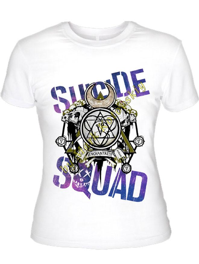 Футболка Отряд самоубийц/ Suicide squad
