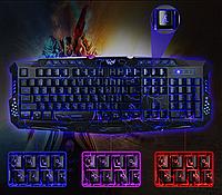 Клавиатура М-200 3 режимов подсветки