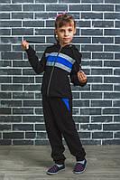Детский спортивный костюм черный, фото 1
