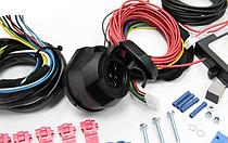 Електрика для підключення фаркопів