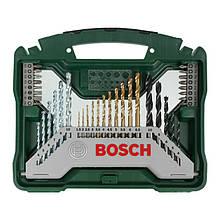 Набор принадлежностей (бит, сверл, головок) Bosch Promoline 70, 2607019329