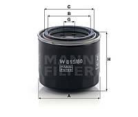 Фильтр масляный MANN W 815/80