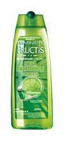 Шампунь Fructis Сила витаминов Свежесть для склонных к жирности волос - 250 мл.