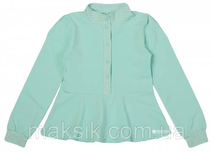 Блуза для девочки р.122-140