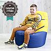 """Детское кресло мешок """"Миньон"""" L 35/70x60x70 см (ткань: оксфорд)"""