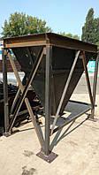 Емкости с конусным дном (силосы, бункеры)