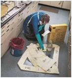 Наборы сорбентов 3M HSRK210 для ликвидации опасных разливов химических веществ. , фото 2