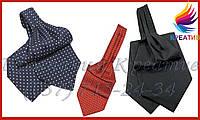 Мужской шейный платок (Пластрон) под рубашку (от 50 шт)