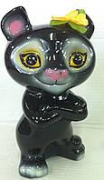 Копилка Черная кошка
