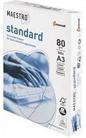 Бумага А3, 80 г/м2, 500 листов. Maestro Standart