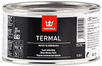 Краска термостойкая 400°C черная силиконовая Termal Tikkurila Термал, 0.33л