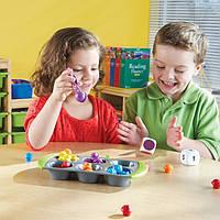 Набор для сортировки «Крошки-маффины» Learning Resources Mini Muffin Match Up