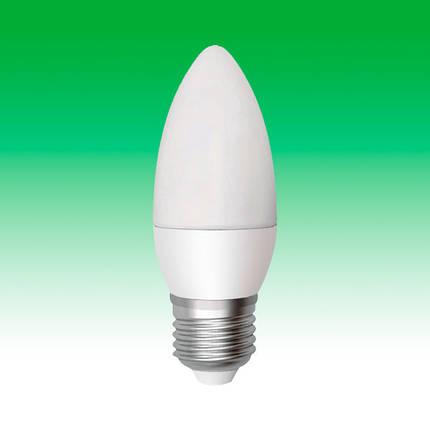 Светодиодная лампа LED 6W 2700K E27 ELECTRUM LC-9 (A-LC-1836), фото 2