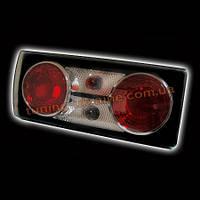 Задняя оптика на Lada 2105 Chrome светодиодный черный RS05-02619