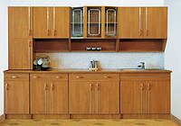 Кухня Павлина 2м со столешницей    Мебель-Сервис