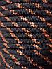 Статическая полиамидная веревка цветная ЕВРО класса, 10 мм (шнур)
