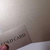 Услуга нанесения золота, бронзы, серебра для пластиковых карт