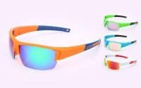 Велоочки солнцезащитные MC5276 (пластик, акрил, цвета в ассортименте)