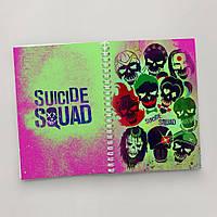 Блокнот Тетрадь Отряд Самоубийц, Suicide Squad №1